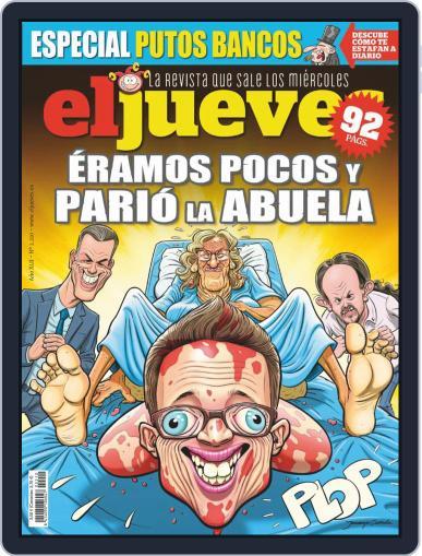 El Jueves (Digital) October 1st, 2019 Issue Cover