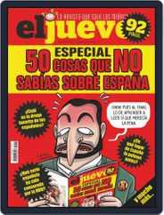 El Jueves (Digital) Subscription October 8th, 2019 Issue