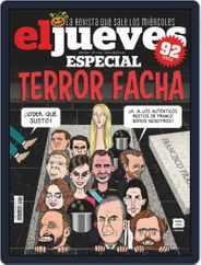 El Jueves (Digital) Subscription October 29th, 2019 Issue