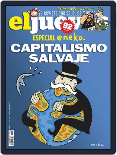 El Jueves (Digital) November 27th, 2019 Issue Cover