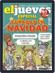 El Jueves (Digital) Subscription December 18th, 2019 Issue