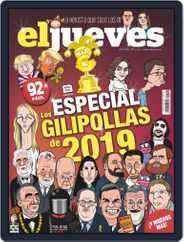 El Jueves (Digital) Subscription December 22nd, 2019 Issue