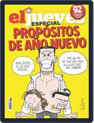 El Jueves (Digital) Subscription December 29th, 2019 Issue