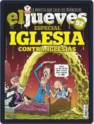 El Jueves (Digital) Subscription January 28th, 2020 Issue