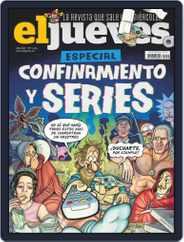 El Jueves (Digital) Subscription March 25th, 2020 Issue