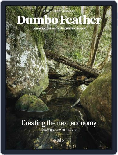 Dumbo Feather (Digital) April 1st, 2018 Issue Cover