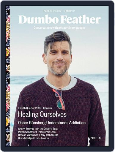 Dumbo Feather (Digital) October 1st, 2018 Issue Cover