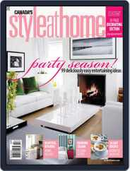 Style At Home Canada (Digital) Subscription September 22nd, 2009 Issue