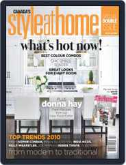 Style At Home Canada (Digital) Subscription November 24th, 2009 Issue