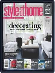 Style At Home Canada (Digital) Subscription December 22nd, 2009 Issue
