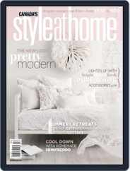 Style At Home Canada (Digital) Subscription July 1st, 2010 Issue