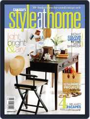 Style At Home Canada (Digital) Subscription August 1st, 2010 Issue