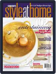 Style At Home Canada (Digital) Subscription September 24th, 2010 Issue