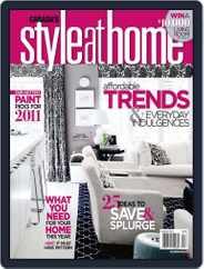 Style At Home Canada (Digital) Subscription November 29th, 2010 Issue