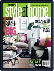Style At Home Canada (Digital) Subscription February 8th, 2011 Issue