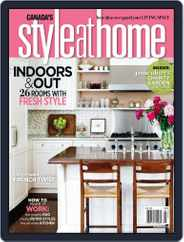 Style At Home Canada (Digital) Subscription March 25th, 2011 Issue