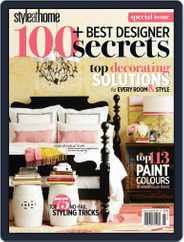 Style At Home Canada (Digital) Subscription April 28th, 2011 Issue