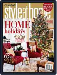 Style At Home Canada (Digital) Subscription December 1st, 2011 Issue