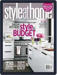 Style At Home Canada (Digital) Subscription January 3rd, 2012 Issue