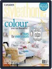 Style At Home Canada (Digital) Subscription February 28th, 2012 Issue