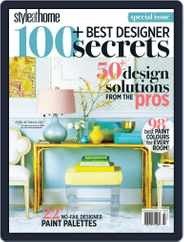 Style At Home Canada (Digital) Subscription July 25th, 2012 Issue