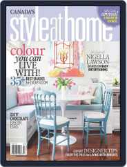 Style At Home Canada (Digital) Subscription March 5th, 2013 Issue