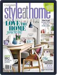 Style At Home Canada (Digital) Subscription May 1st, 2013 Issue