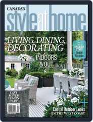 Style At Home Canada (Digital) Subscription March 25th, 2014 Issue