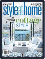 Style At Home Canada (Digital) Subscription July 15th, 2014 Issue