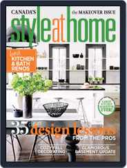 Style At Home Canada (Digital) Subscription August 28th, 2014 Issue