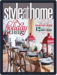 Style At Home Canada (Digital) Subscription October 28th, 2014 Issue
