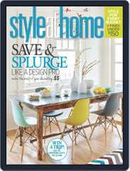 Style At Home Canada (Digital) Subscription November 25th, 2014 Issue