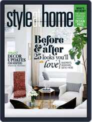 Style At Home Canada (Digital) Subscription December 23rd, 2014 Issue