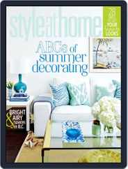 Style At Home Canada (Digital) Subscription April 29th, 2015 Issue