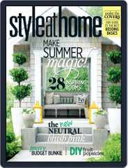 Style At Home Canada (Digital) Subscription June 2nd, 2015 Issue