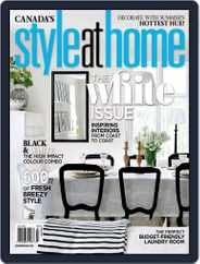 Style At Home Canada (Digital) Subscription July 1st, 2015 Issue
