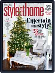 Style At Home Canada (Digital) Subscription November 3rd, 2015 Issue