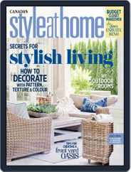 Style At Home Canada (Digital) Subscription April 26th, 2016 Issue