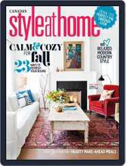 Style At Home Canada (Digital) Subscription October 1st, 2016 Issue