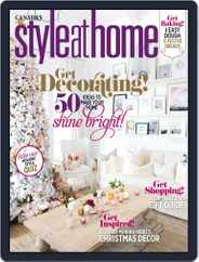 Style At Home Canada (Digital) Subscription November 1st, 2016 Issue