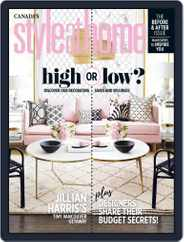 Style At Home Canada (Digital) Subscription June 1st, 2017 Issue