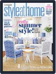 Style At Home Canada (Digital) Subscription July 1st, 2017 Issue