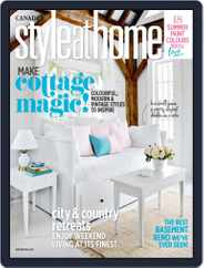 Style At Home Canada (Digital) Subscription August 1st, 2017 Issue