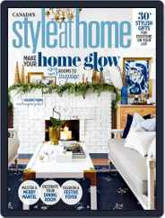 Style At Home Canada (Digital) Subscription November 1st, 2017 Issue