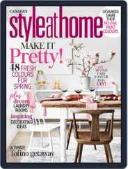Style At Home Canada (Digital) Subscription April 1st, 2018 Issue