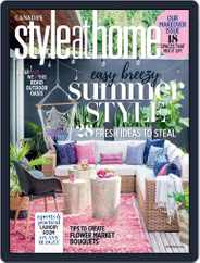 Style At Home Canada (Digital) Subscription June 1st, 2018 Issue
