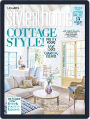 Style At Home Canada (Digital) Subscription August 1st, 2018 Issue