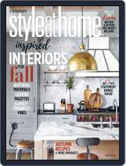 Style At Home Canada (Digital) Subscription October 1st, 2018 Issue