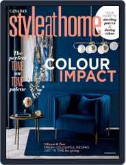 Style At Home Canada (Digital) Subscription April 1st, 2020 Issue