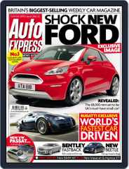Auto Express (Digital) Subscription October 13th, 2010 Issue